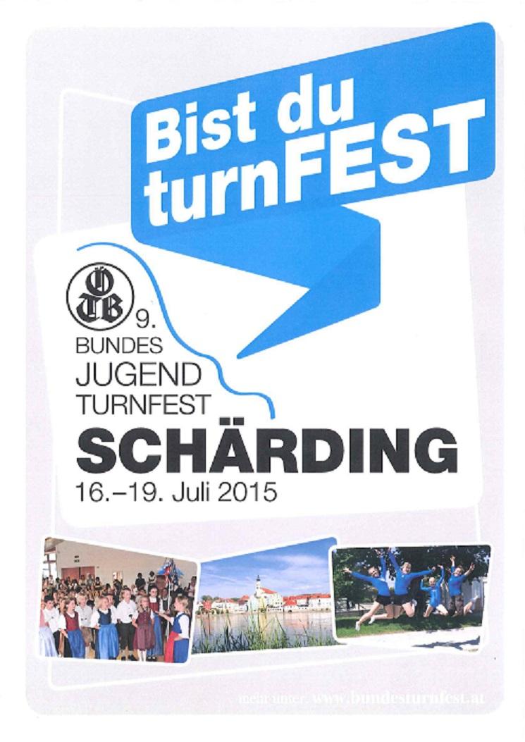 Plakat JTF 2015